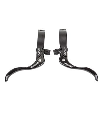 BRAKE LEVER CC CROSS TOP  BK 31.8