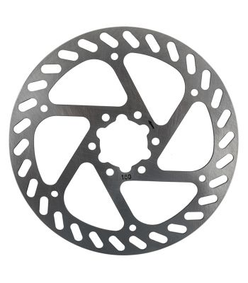 BRAKE PART SUNLT DISC ROTOR 160mm 6b w/BOLTS