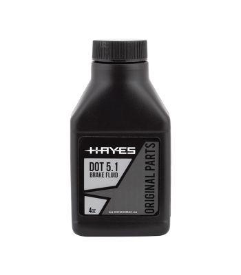BRAKE FLUID HAYES HYD DOT-5.1 4oz