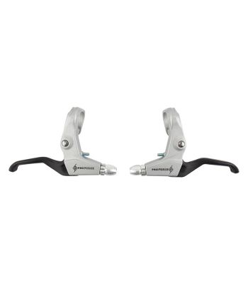 BRAKE LEVER OR8 P/F V/CANT UNIV BK/SIL