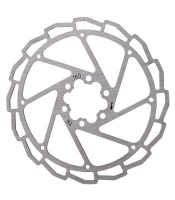 BRAKE PART CLK DISC ROTOR 6B ULTRA 160SL