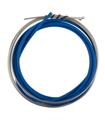 CABLE GEAR CLK KIT F+R SS SPT RD/MT BLU