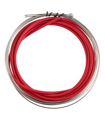 CABLE GEAR CLK KIT F+R SS SPT RD/MT RED