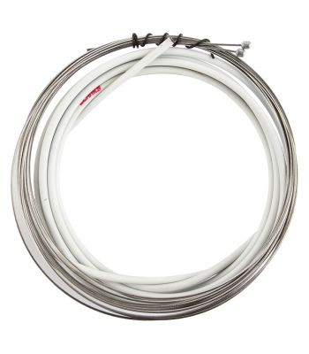 CABLE GEAR CLK KIT F+R SS SPT RD/MT WHT