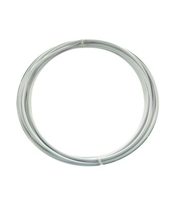 CABLE HOUSING SUNLT SIS 4mmx25ft WH