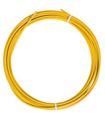 CABLE HOUSING SUNLT SIS 4mmx25ft YL
