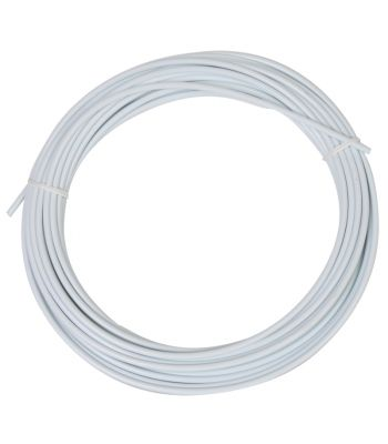 CABLE HOUSING SUNLT w/LINER 5mmx50ft WH