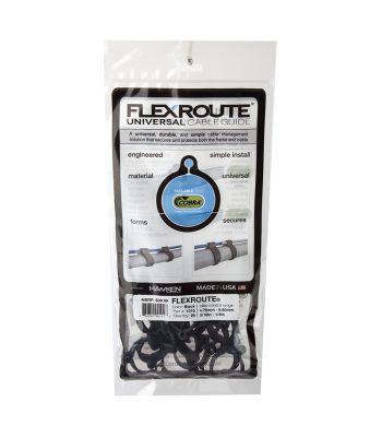 CABLE GUIDE COBRA FLEXROUTE GUIDES ONLY 25pk BULK BK