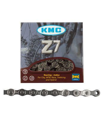 CHAIN KMC Z7 INDEX 6/7/8s SL 116L