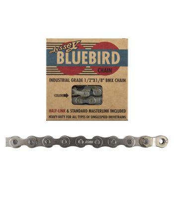 CHAIN ODY 1/2x1/8 BLUEBIRD 1s SL w/1/2LINK
