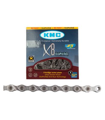 CHAIN KMC X8 6/7/8s EPT SL 116L