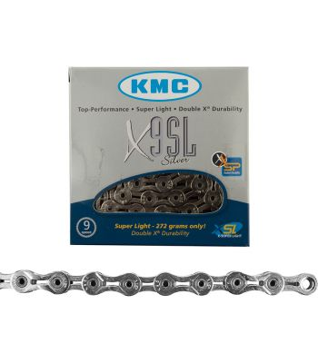 CHAIN KMC X9SL 9s CP 116L