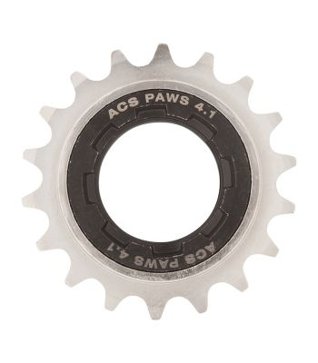 FW SINGLE ACS PAWS 4.1 18T 3/32 NICKEL