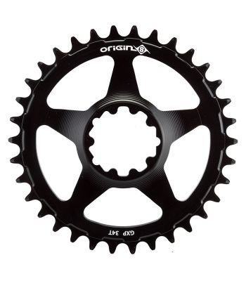 CHAINRING OR8 HOLDFAST DIRECT GXP 34T 10/11/12s BK