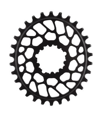 CHAINRING ABSOLUTEBLACK OVAL DIRECT BB30 30T BK