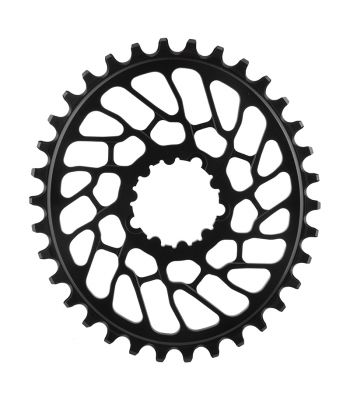 CHAINRING ABSOLUTEBLACK OVAL DIRECT BB30 34T BK