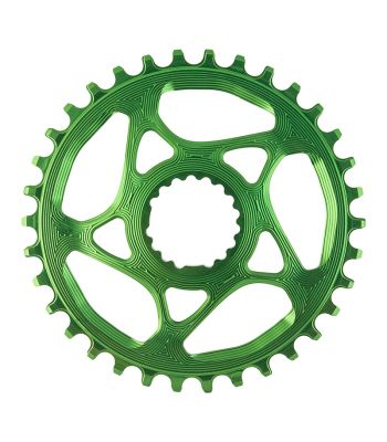 CHAINRING ABSOLUTEBLACK CDALE HG 34T GN
