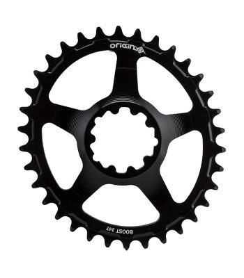 CHAINRING OR8 HOLDFAST OVAL DIRECT BOOST 34T 10/11/12s BK