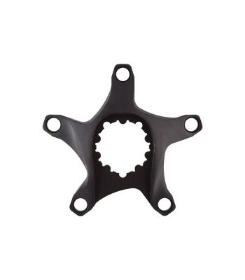 CHAINRING SPIDER OR8 THRUSTER ROAD 1x 110mm 5B ALY BK