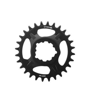 CHAINRING OR8 THRUSTER DIRECT BOOST/FAT 28T 10/11/12s BK