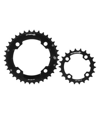 CHAINRING OR8 THRUSTER 64/104mm 22/36T 10/11s 4B SET BK