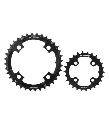 CHAINRING OR8 THRUSTER 64/104mm 26/36T 10/11s 4B SET BK