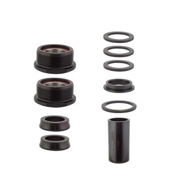 BB SET BK-OPS EURO to 19mm w/BEARINGS BK