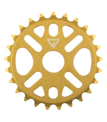 CHAINRING BK-OPS 25T MICRO DRIVE II ALY GD
