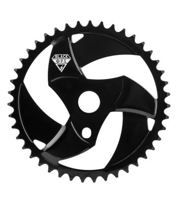 CHAINRING BK-OPS 1pc 43T 3/32 STL BK
