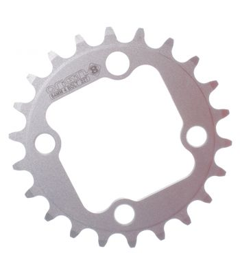 CHAINRING OR8 64mm 22T 4B ALY SIL