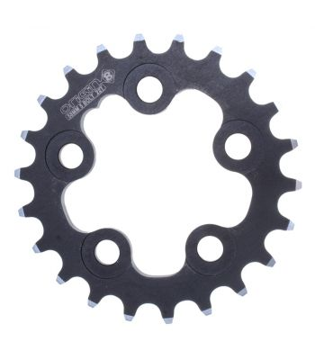 CHAINRING OR8 58mm 22T BK/SL