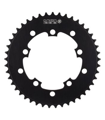 CHAINRING 10H OR8 45T 110/130 BLK 3/32