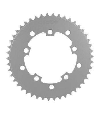 CHAINRING 10H OR8 46T 110/130 SIL 3/32