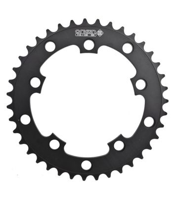 CHAINRING 10H OR8 39T 110/130 BLK 3/32