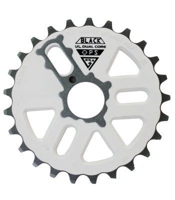 CHAINRING BK-OPS 25T MICRO DRIVE D/C WH/GY