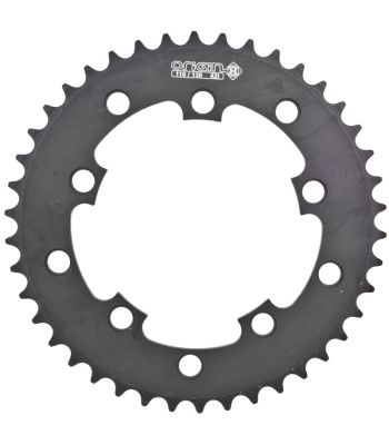 CHAINRING 10H OR8 42T 110/130 BLK 3/32