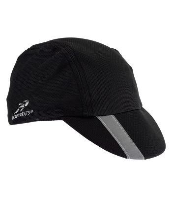 CLOTHING CAP H/S CYCLE CAP BLACK