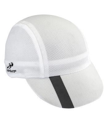 CLOTHING CAP H/S CYCLE CAP WHITE