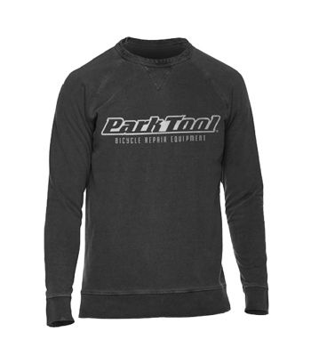 CLOTHING SWEAT SHIRT PARK SWH-4 SM BK