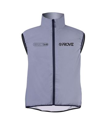 CLOTHING VEST PROVIZ REFLECT360 GILET MENS LG