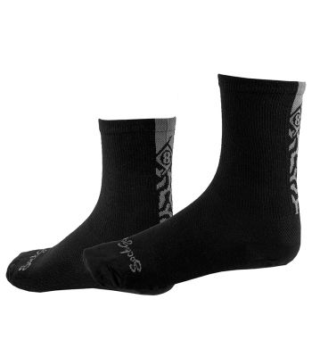 CLOTHING SOCKS OR8 REEF LG/XL BK