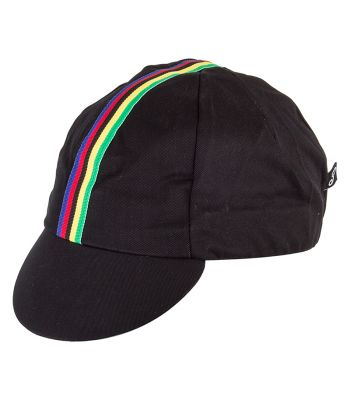 CLOTHING HAT PACE WORLD CHAMP BLK