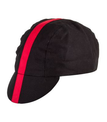 CLOTHING HAT PACE CLASSIC BLK/RED