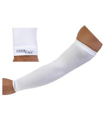 CLOTHING ARM COOLER COOLTAC MENS MD WH