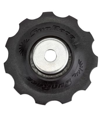 DER PART SUNRACE PULLEY SP853 11T RESIN/BUSHING TENSION/BOTTOM