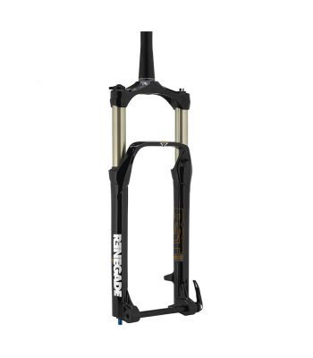 FORK RST 26 RENEGADE AIR FAT BIKE 1.5 TAPERED TDLS BK 15x150TA DISC