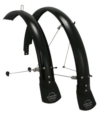 FENDERS PB HARDCORE 26x60mm ATB w/MF 2010 BK