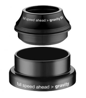 HEADSET FSA SEMI-INT GRAVITY DX 1-1/8x1.5 ACB-UPPER LOOSE-LOWER
