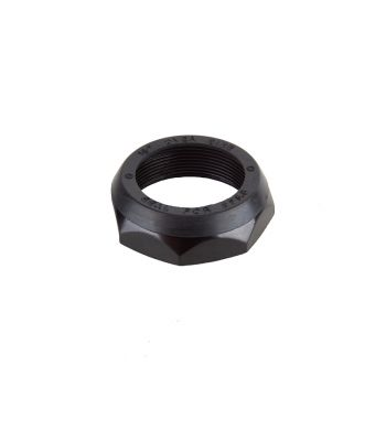 HEAD PART OR8 LOCK NUT TOP THRD 1-1/8 BK BGof10