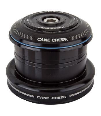 HEADSET CC SEMI-INT 40SERIES 1-1/8x1.5 44mmEXT CUP CART 40mmCROWN TAPER STEERER BK  ZS44/28.6|EC44/40